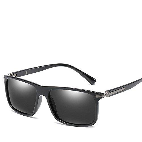 gafas gafas aire de de conduce hombres polarizador al sol Aoligei de brillante C pesca Conductor sol gafas libre color t7Hqff