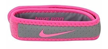 presentación precio más bajo con chic clásico Amazon.com : Nike Pro Combat Patella Band 2.0 (S/M, Pink) : Sports ...