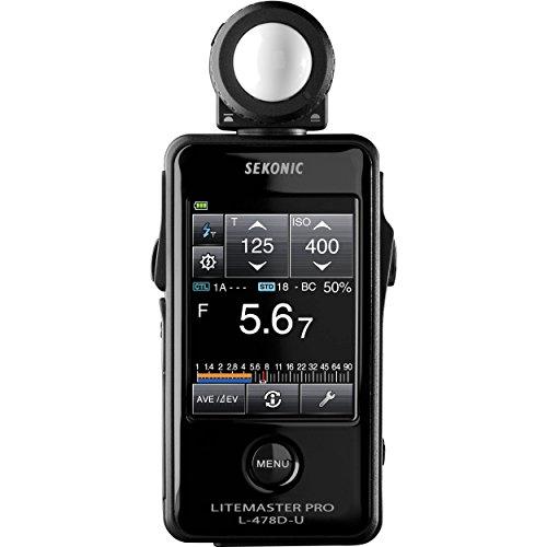 Discontinued Sekonic L-478D LiteMaster Pro Lightmeter ()