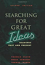 Searching for Great Ideas: Readings Past and Present