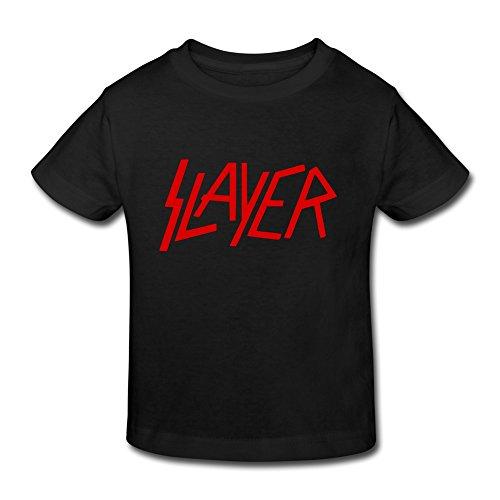 toddler-kids-little-boys-girls-slayer-wordmark-t-shirt-black-age-4-toddler-top-designer-t-shirts