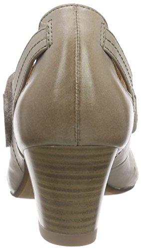 de Bombas Stone 24307 color 205 cerrada Jana mujeres beige punta para ESPacwq