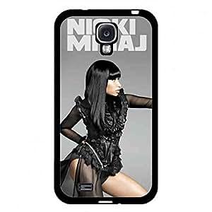 Hot Hip-hop Rapper in American Samsung Galaxy S4 Nicki Minaj Poster Caja del teléfono celular Funda Cover Samsung Galaxy S4 Caja del teléfono celular Fundas for Nicki Minaj