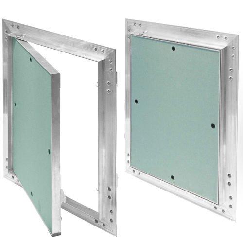 Tapa para revisió n de marco de aluminio 12, 5 mm GK Einlage yeso pladur aluminio (250 x 350) 5mm GK Einlage yeso pladur aluminio (250x 350) Kolor