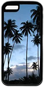 Diy iphone 5 5s case Califonia Palm Tree ThemeIphone 5 5S