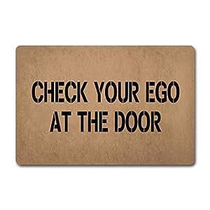 Amazon Com Msimplism D Entrance Floor Mat Funny Doormat