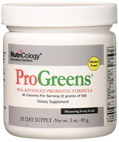 Nutricology Progreens, 3 Ounce ()