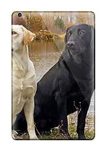 tina gage eunice's Shop 2015 Special Design Back Labrador Retriever Dog Phone Case Cover For Ipad Mini 2 8193856J20140078