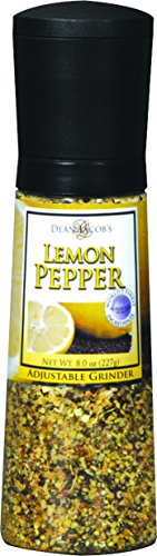Dean Jacob's Lemon Pepper Chef Size Jumbo Grinder
