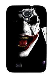New Joker Tpu Case Cover, Anti-scratch Catenaryoi Phone Case For Galaxy S4