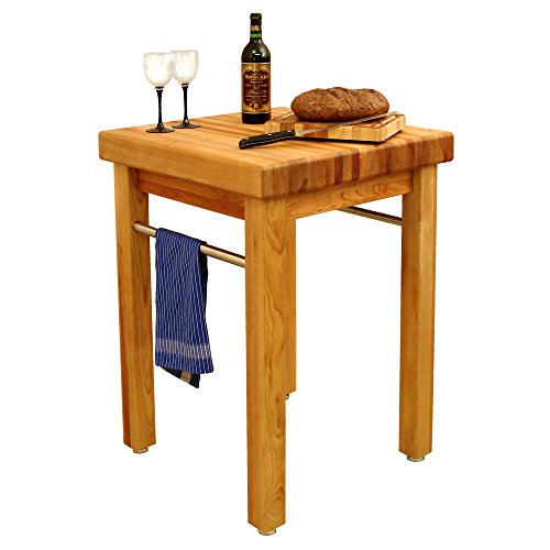 Catskill Craftsmen French Country Square Butcher s Block
