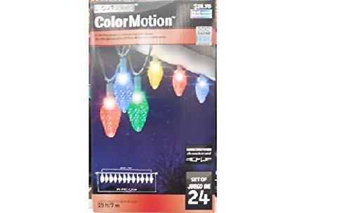 C9 Led Christmas Lights That Change Color