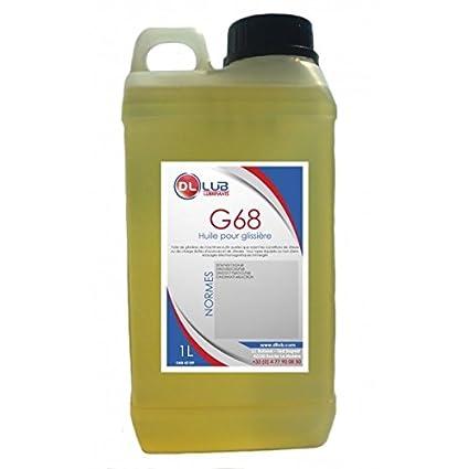 dllub - Aceite para Guías G 68 - 1 litro: Amazon.es: Coche y moto