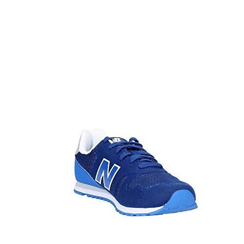 New Balance Kd373ypy, Zapatillas de Deporte Unisex Adulto Azul-Azul marino