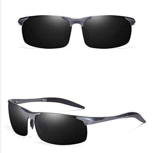 De De B B Gafas Ultralight Gafas Pescar Con Polarizador De Sol UV De Hombres Protección Gafas Los Conducción Moda GAOYANG Sol Manejar Color Conductor w4Oq0gxgBd