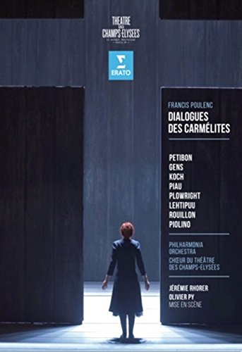 Dialogues Des Carmelites (Blu-ray)