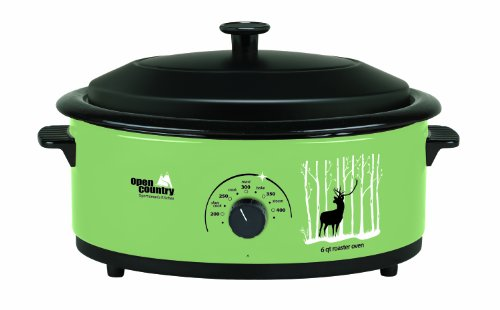 6quart electric roaster - 6