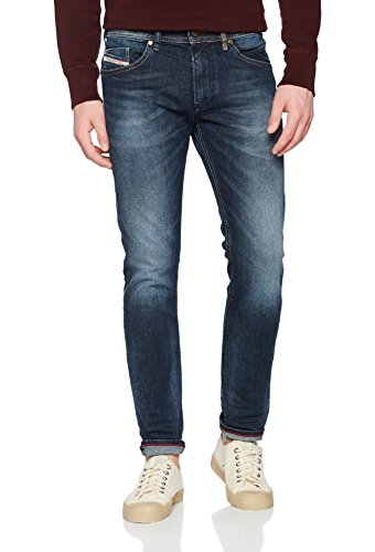 Diesel Thommer Uomo 1 blau Slim Jeans Blau SxSrn01waq