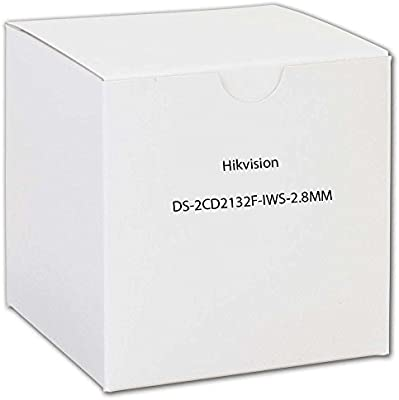 Hikvision DS-2CD2132F-IWS (2 8MM) Outdoor Dome Camera, 3MP/1080P, H