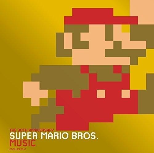 Price comparison product image 30 Shuunen Kinen Ban Super Mario Bros Music