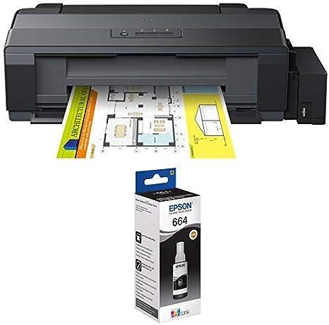 Epson EcoTank ET-14000 - Impresora color (inyección de tinta, con ...