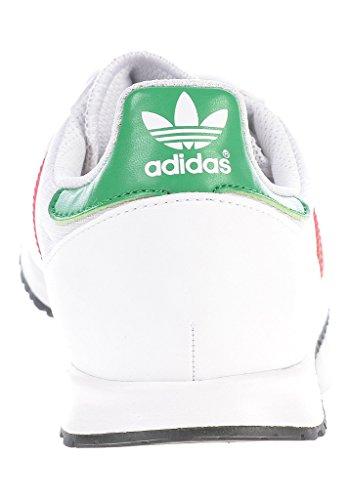 Adidas Originals Adistar Racer Blanc-Rouge d65681 clearance largest supplier ZYu7D3j