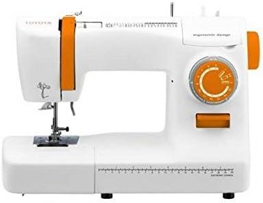 Toyota máquina de Coser ECO26B: Amazon.es: Hogar