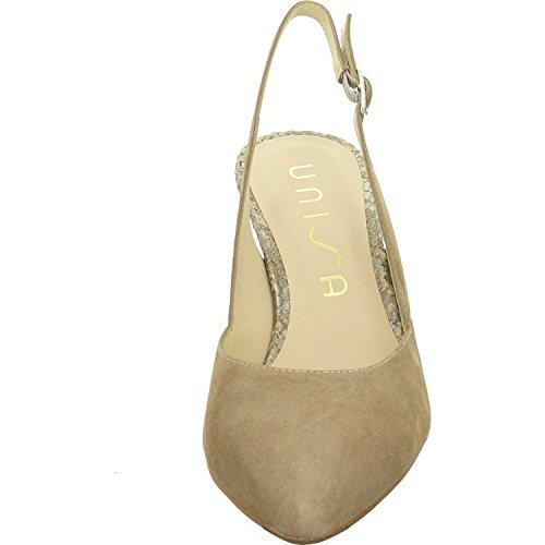 Fashion Sandals Karlin Unisa fv Women's ks Brown qSvqwP6