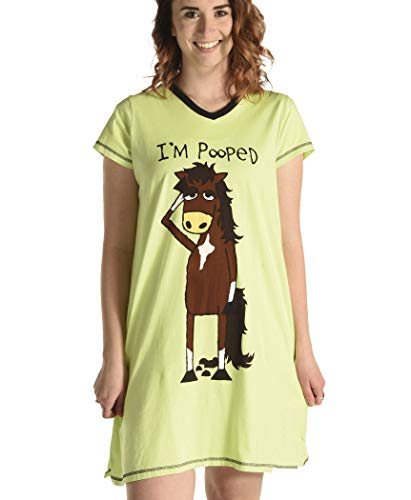 Most Popular Womans Novelty Nightgowns & Sleepshirts