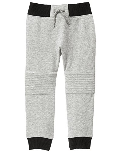 Crazy 8 Toddler Boys' Fashion Jogger Pant, Cozy Heather, 18-24 Mo