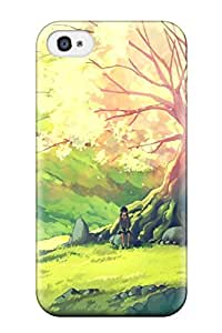 8012832K755043905 natures scenic Anime Pop Culture Hard Plastic iPhone 4/4s cases