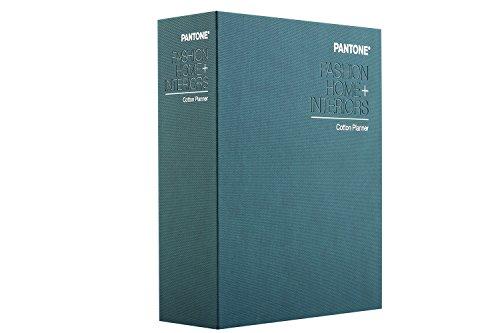[PANTONE FHIC300 Cotton Planner] (Pantone Fashion)