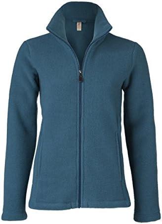 Engel Natur – Chaqueta de forro polar para mujer, 100 % lana virgen, tallas 34/36 - 46/48, 2 colores: Amazon.es: Ropa y accesorios