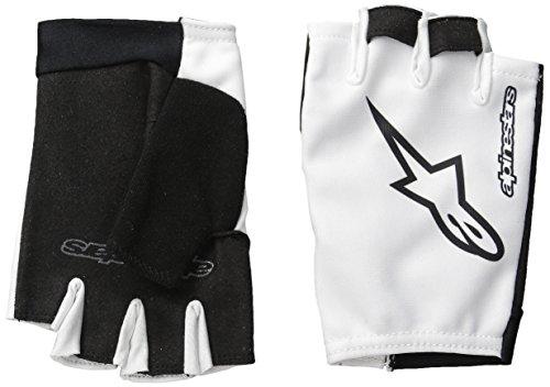 (Alpinestars S - Lite Glove, X-Large, White Black)