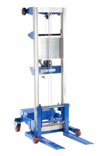 Vestil A-LIFT-CB-HP Counterbalance Hand Winch Lift Truck, 45-7/8