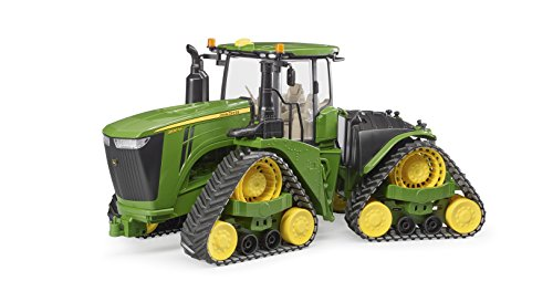Bruder 09817 John Deere 9620RX with Track Belts Vehicles - Toys (Rc Tractor With Tracks)