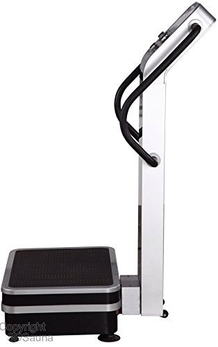 Dual Motor 1500w Professional Vibration Vibe Plate Exercise Fitness Machine