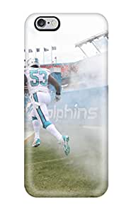 Premium Miami Dolphins Back Cover Snap On Case For Iphone 6 Plus 9381820K48370771