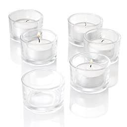 Richland Tealight Candles Extended Burn 7 Hour White Unscented Set of 100