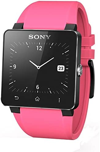 Sony SE20 - Correa para Sony Smartwatch 2, color rosa: Sony ...