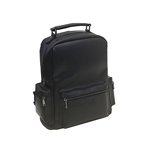 Beatsport - Bolso mochila  para mujer negro Coffee1 Talla única Black1
