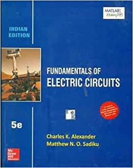 Fundamentals Of Electric Circuits 4th Edition Solution Pdf