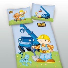 Bob Der Baumeister Biber Baby Bettwäsche 100x135 Babybett Neu