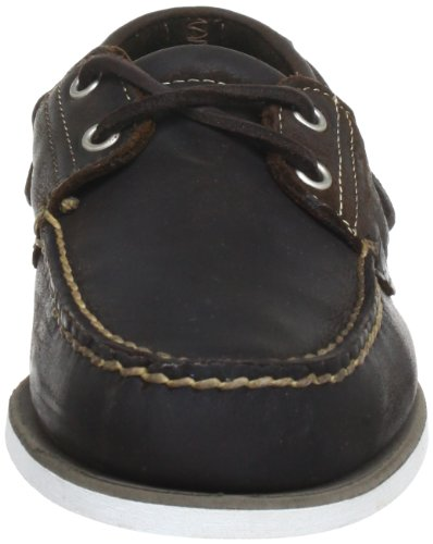 Chaussures 2 EU Bateau 5 Classic US 70573 10 homme Eye Icon Marron 5 44 Timberland wxCaHI