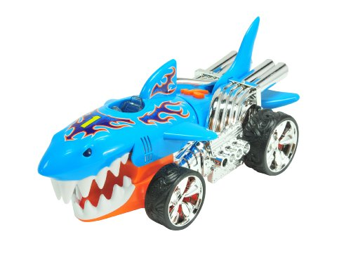 Hot Wheels Extreme Action Light and Sound Sharkruiser