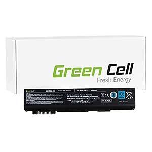 Green Cell® Portátil Batería para Toshiba Satellite Pro S500-144 Ordenador (4400mAh)