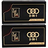 Zed Black 3 in 1 Monthly Pack Incense Sticks - Pack of 2