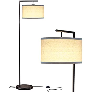 Floor Lamp, Zanflare LED Floor Lamp-Classic Arc Floor Lamp ...