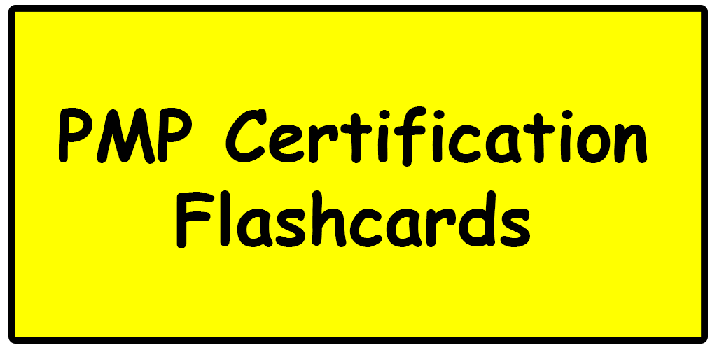 Amazon Pmp Certification Flashcards Appstore For Android