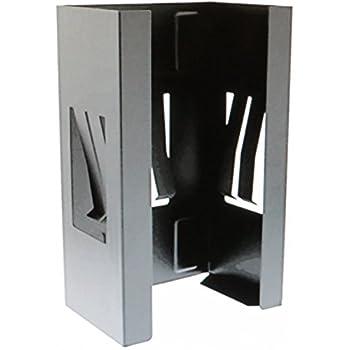 Amazon Com Magnetic Glove Box Holder Organizer Black Wall